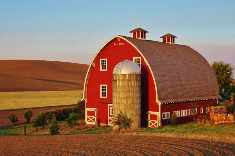 washington rural barn